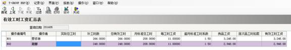 计件薪资ERP系统